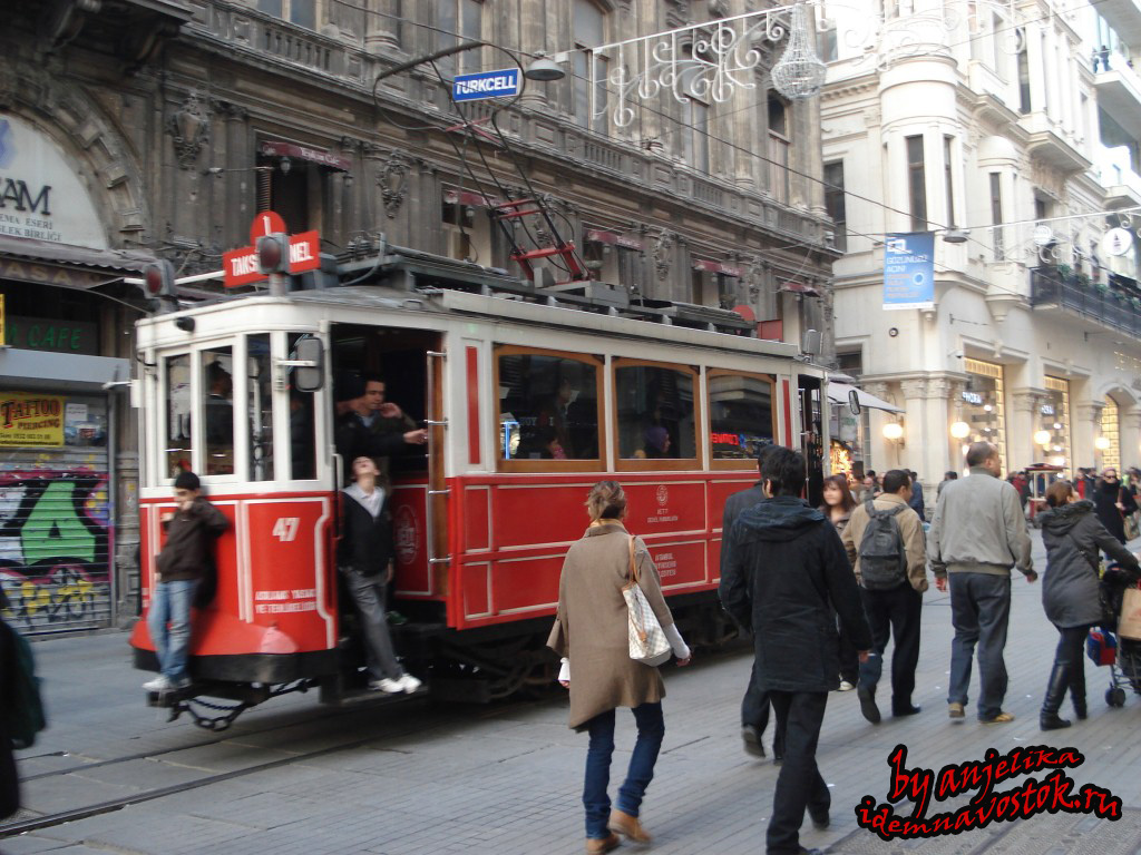 Исторический трамвай