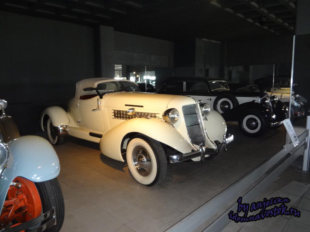 Музей старинных автомобилей (музей Сабри Аратман Вакфи)