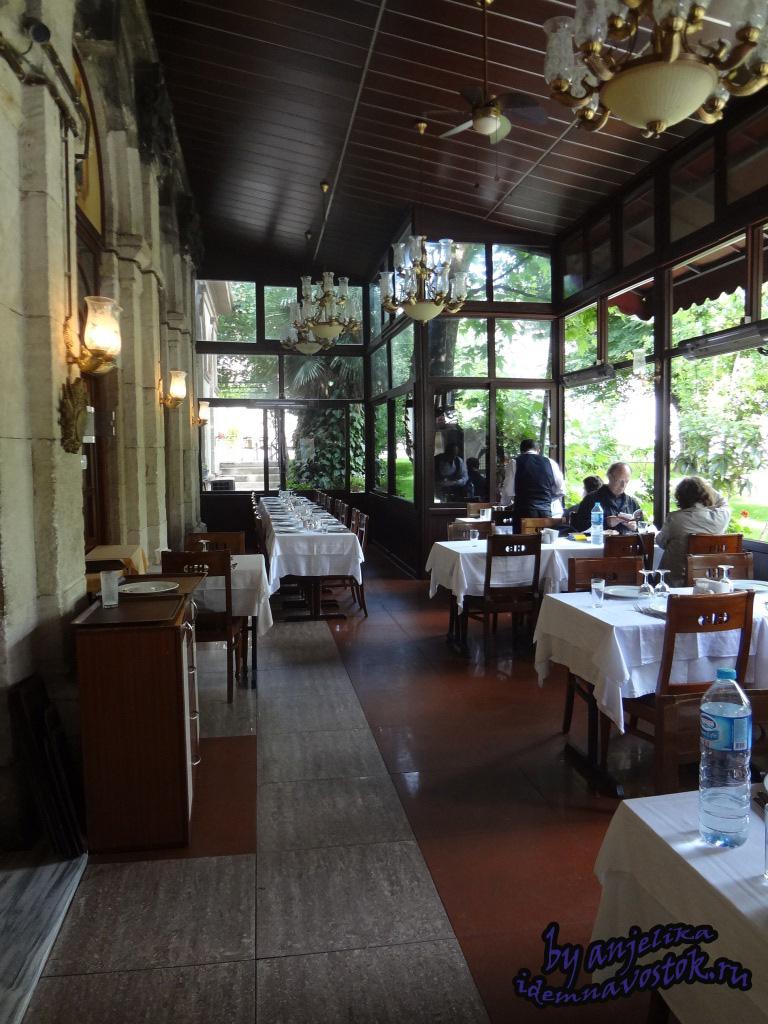 Ресторан османской кухни Хаджи Баба