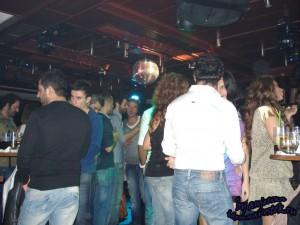 Ночная жизнь Стамбула