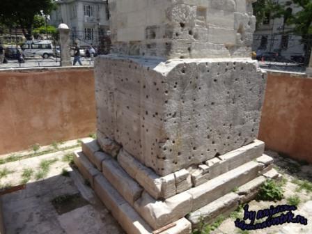 Ажурная колонна (колонна Константина)