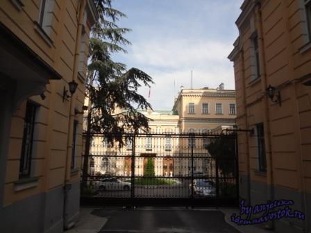 консульство России в Стамбуле