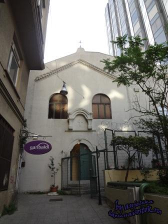 Лютеранская церковь святой Троицы