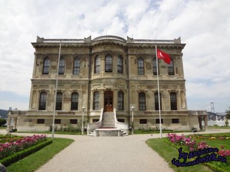Дворец Кючюксу (дворец Гёксу)