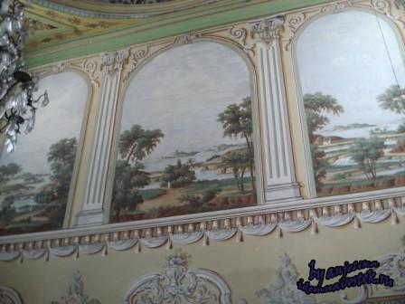 Гарем дворца Топкапы
