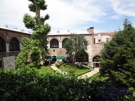 Дворец Ибрагима паши