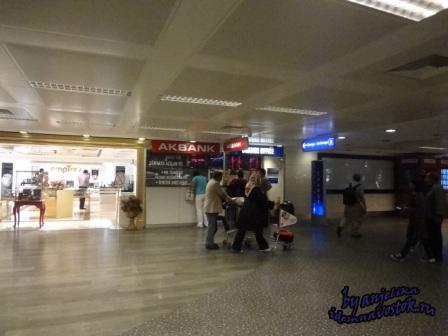 аэропорт Ататюрка