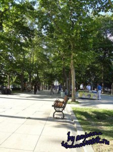 Парк Таксим
