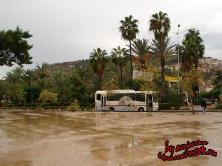 Погода в Алании в ноябре
