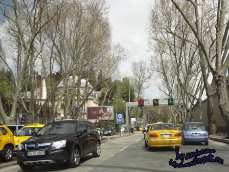 Район Бешикташ