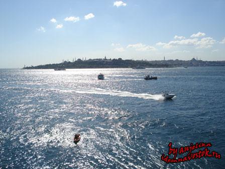 Погода в Стамбуле в сентябре