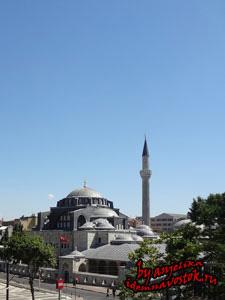 Мечеть Кылыч Али паши