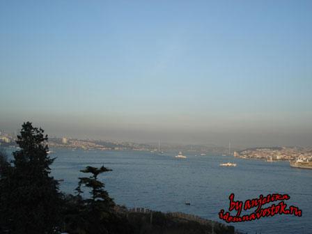 Погода в Стамбуле в ноябре