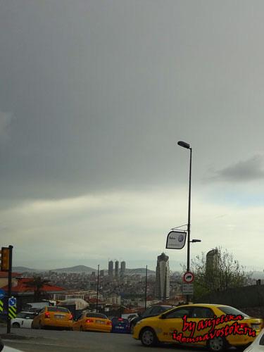 Погода в Стамбуле в апреле