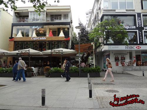 Улица Багдад
