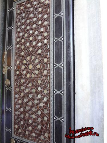 Мавзолей султана Ахмеда
