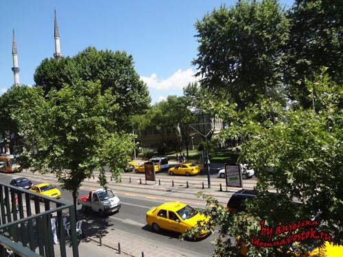 Многочисленные такси