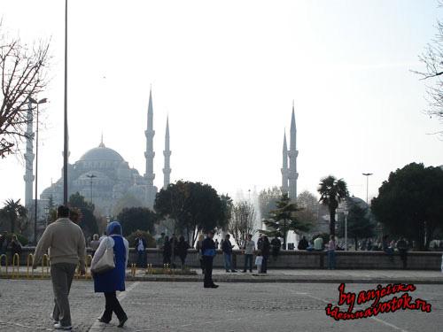 Погода в Турции в ноябре
