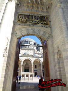 Мечети Стамбула