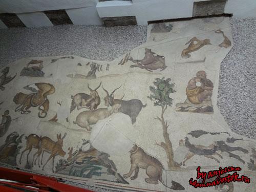 Музей мозаик Большого дворца