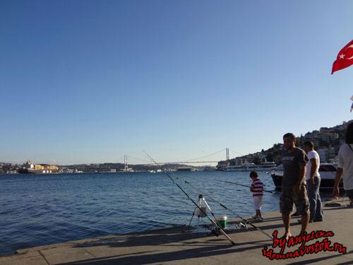 Погода в Стамбуле в августе