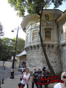 Павильон Парадов