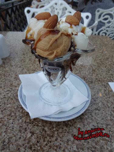 Mado - мир мороженого в Стамбуле