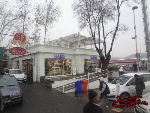Mado - мороженное в Стамбуле