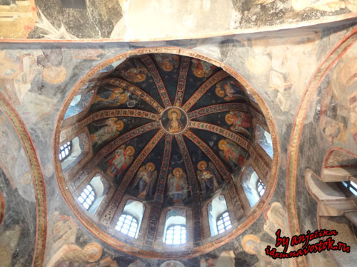 Церковь Хора, музей Карие