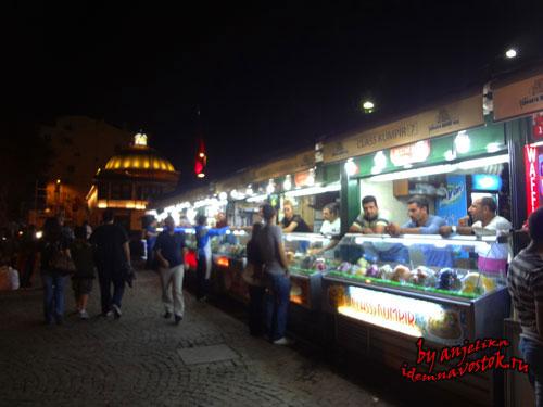 Кумпир в Стамбуле