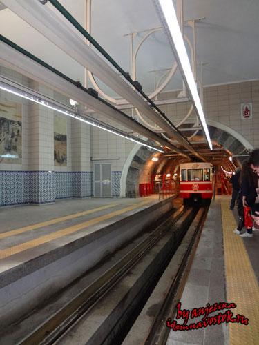 Туннель в Стамбуле