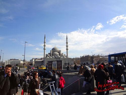 Погода в Турции весной