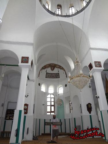 Мечеть муллы Гюрани (мечеть-церковь Вефа)