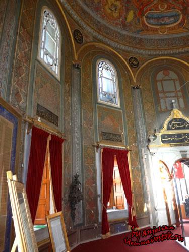 Мавзолей султана Мехмеда (завоевателя) II