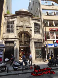 Европейский пассаж в Стамбуле