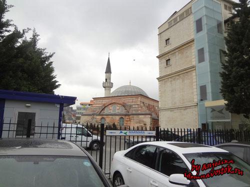 Мечеть Ахи Челеби