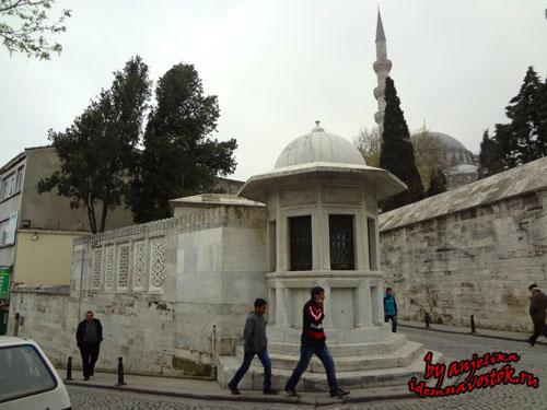 Мавзолей (могила) Мимара Синана