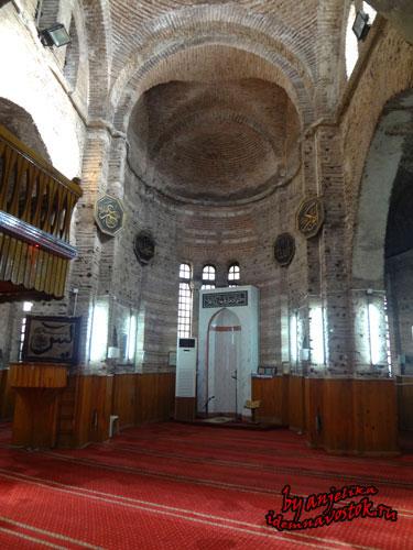 Монастырь Липса