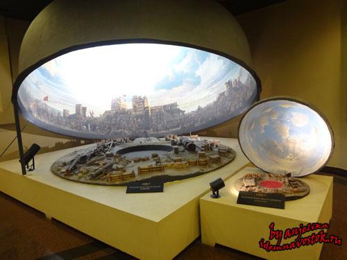 Стамбул Панорама 1453