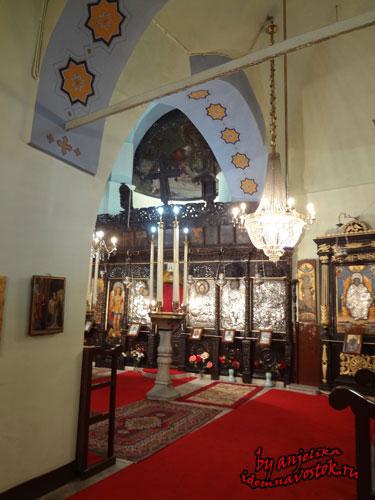 Церковь Марии Монгольской