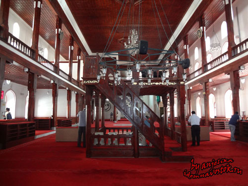 Арабская мечеть