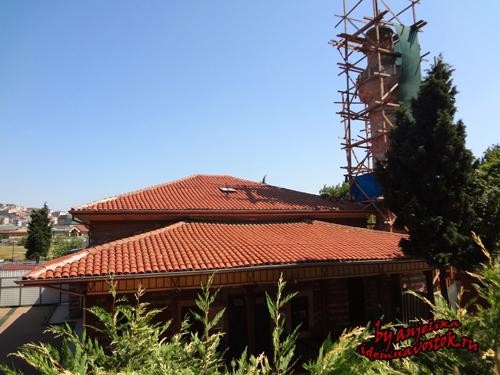 Мечеть Шах султан