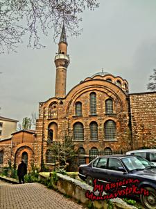 Мечеть Календерхане (церковь Богородицы Кириотиссы)