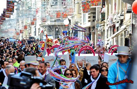 Фестиваль шоппинга в Стамбуле 2014