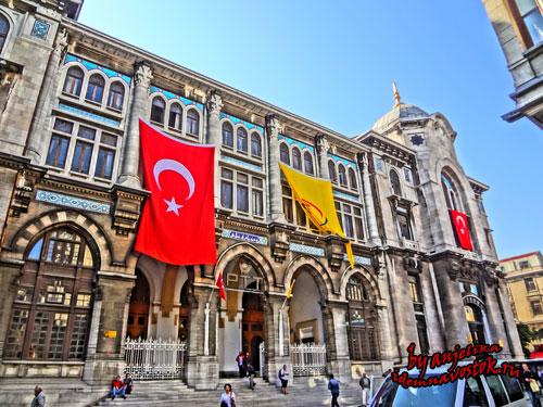 Глав почтамт Стамбула, музей PTT