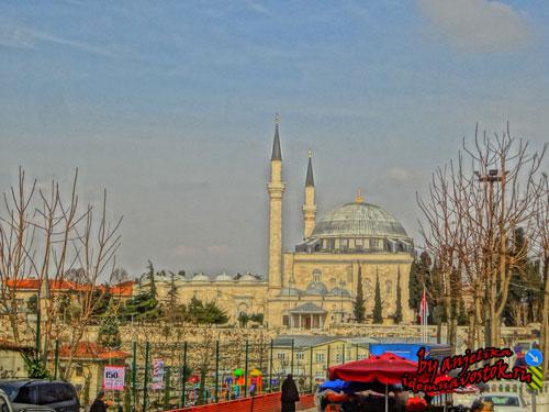 Мечеть Явуз султан Селима