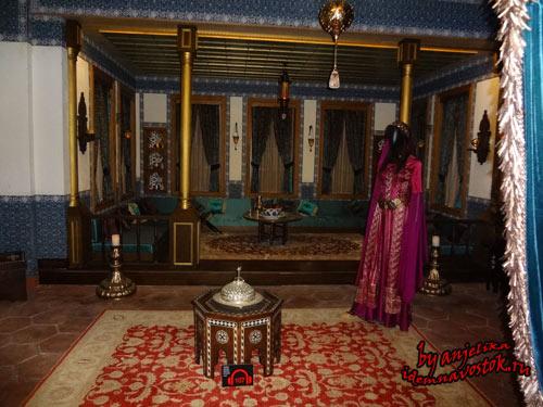 Выставка Великолепный век в Стамбуле